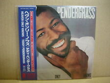 TEDDY PENDERGRASS Heaven Only Knows JAPAN Mini LP CD 1983 7th Solo