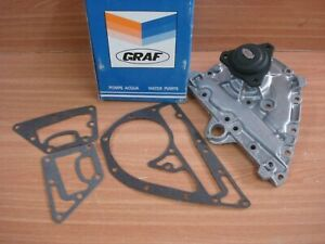 Water Pump fits Renault 18 Fuego Trafic 1.6 Turbo