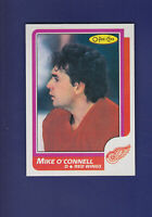 Mike O'Connell 1986-87 O-PEE-CHEE OPC Hockey #140 (MINT) Detroit Red Wings