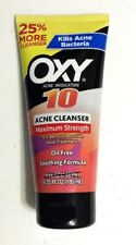 OXY Max Action Advanced Face Wash Acne Cleanser 6.25 Fl. Oz.