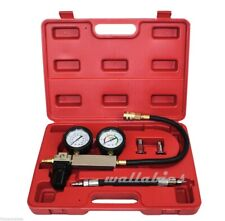 Auto Cylinder Leak Detector Leakage Leakdown Engine Compression Tester Gauges