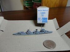 Navis-Neptun 1660 Baku 1941 1/1250 Scale Metal Model Ship