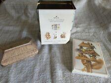 Marjolein Bastin Stationery Set Birdhouse Birds Tin ~ Cards Sealed in Package