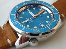 Orologio Squale Professional OCEAN 500mt - cassa acciaio lucido, cinturino pelle
