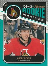 2011-12 O-Pee-Chee Marquee Rookie Andre Benoit