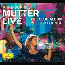 Anne-Sophie Mutter - Club Album: Live from Yellow Lounge [New CD] With DVD, Delu