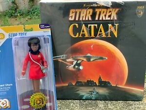 Catan: Star Trek Edition by Mayfair Games Board Game, Space, 3-4 Players Sealed