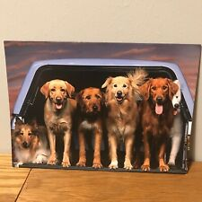"""Inspirational Dog Canine Greeting Cards Note Cards 10 different 7"""" x 5"""""""