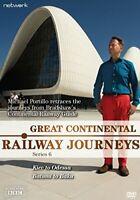 Great Continental Railway Journeys: Series 6 [DVD][Region 2]