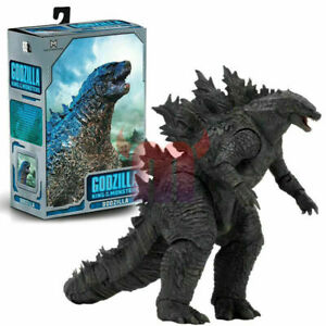 "NECA Godzilla 2019 King Of Monster Dinosaur 6"" Action Figure (12"" Head To Tail)"