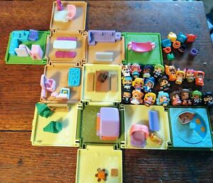 My Mini MixieQs 2 Playset Cubes with 20 Figures