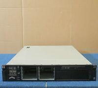 HP Proliant DL380 G6 2 x Intel QUAD-Core X5570 2.93GHz 48Gb 146GB 2U Rack Server