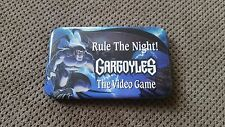 Gargoyles the Video Game Sega Genesis Promotional Button Pin Back Promo