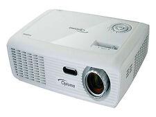 OPTOMA GAMETIME HD6720 Full 3D HD Ready Proyector DLP 🚀 HDMI ⭐ Home Cinema PVP £ 599