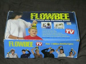 FLOWBEE HOME HAIRCUTTING VACUUM SYSTEM ATTACHMENTS SPACERS TRIMMER NICE