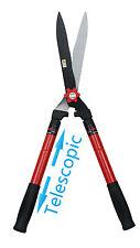 700MM 27.5'' Carbon Steel Wavy Blade TELESCOPIC HEDGE GARDEN SHEAR LOPPER 4008T