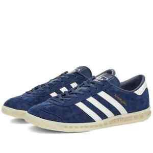 Adidas hamburg trainers Sneakers stockholm uk 10.5 e 45 + US 11 new boxed