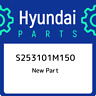 S253101M150 Hyundai Radiator assy S253101M150, New Genuine OEM Part