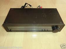 Technics st-8011k vintage FM/AM estéreo sintonizador radio, Made in Japan, 2j. garantía