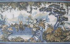 ORIENTAL ASIAN VAN LUIT 13.5 Wht Wallpaper bordeR Wall