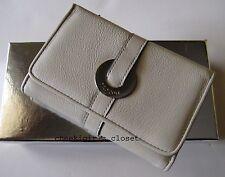 BNWT OROTON Essential -  High Fold  Wallet (ivory) $195 + Gift Box