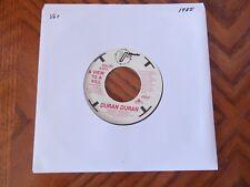 """45 RPM """"A VIEW TO A KILL/A VIEW TO A KILL (THAT FATAL KISS)"""" DURAN DURAN/JOHN BA"""