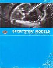 2006 Harley Sportster XL883 XL1200 Repair Service Workshop Shop Manual 99484-06