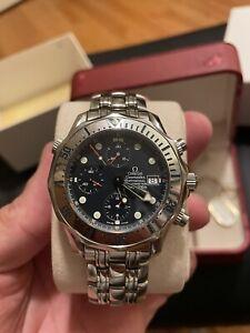 omega seamaster chronograph 25988000
