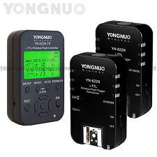 Yongnuo YN-622N-TX + YN-622N Trasceiver Wireless TTL Flash Controller for Nikon