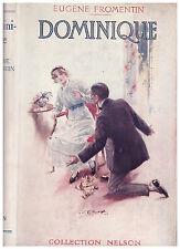 FROMENTIN Eugène - DOMINIQUE - NELSON 1932