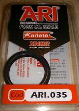 40X 49.5X 7-9.5mm Italia Horquillas Kit Apto Husaberg Blanco Power + More