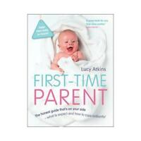 First-Time Parent by Lucy Atkins (author)