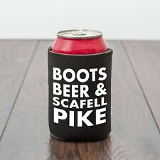 Scafell Pike can cooler/Beer/Three Peaks/Climbing/Hillwalking/novelty drink gift