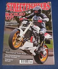 STREETFIGHTERS MAGAZINE APRIL 2010 - HOOKED UP!