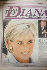 MY DIANA ARTHUR EDWARDS FEBRUARY 2007 Newspaper Photos Princess 10 Yr Death