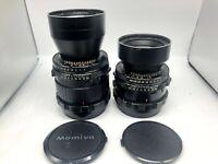 【Optics Nr Mint】 Mamiya Sekor 180mm & 250mm f/4.5 2Lens for RB67 RZ67 From Japan