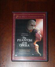 DVD - The Phantom of The Opera