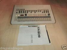 Roland TR-909 Rhythm Composer, wenig gelaufen, inkl. Anleitung, 2J. Garantie