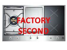 Bertazzoni 90CM Cooktop Gas,Electric Griddle & Induction PM361IGX Factory 2nd.