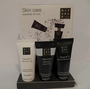 Rituals Men shave gift set  RRP £18 GREAT FOR W/E AWAY/ HOLIDAYS