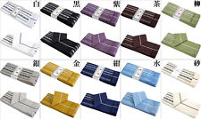 Japanese Traditional KAKU OBI Kimono Belt 100% Cotton Made in JAPAN