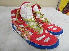 Asics Kids Size 6 Wrestling Shoes