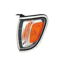 Fits 01-04 Toyota Tacoma Left Driver Chrome Frame Parking Signal Light Lamp LH