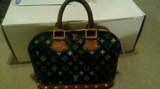 Louis Vuitton Zip Leather Outer Totes