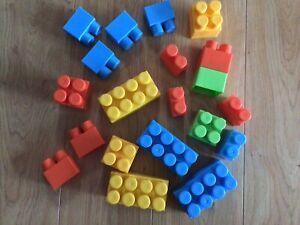Children's large building blocks