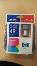 HP 515649A TRI COLOUR CARTRIDGE UNUSED SURPLUS