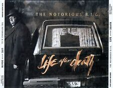 THE NOTORIOUS B.I.G. : LIFE AFTER DEATH / 2 CD-SET