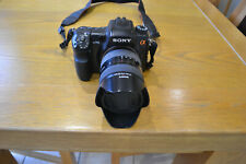 Sony Alpha A700 12.2MP Digital SLR Camera - Black (With Sony Lens 16-105)