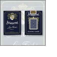 Aristocrat 727 Bank Note Blue Deck Playing Cards Poker Size USPCC New Sealed