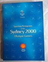 SYDNEY 2000 OLYMPIC GAMES SPORTING PICTOGRAMS -  28 MEDALLION SET IN ALBUM